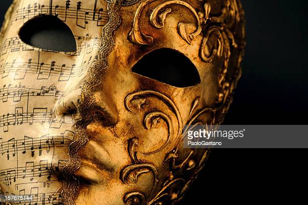 mask of venice carnival - masquerade mask stock photos and pictures