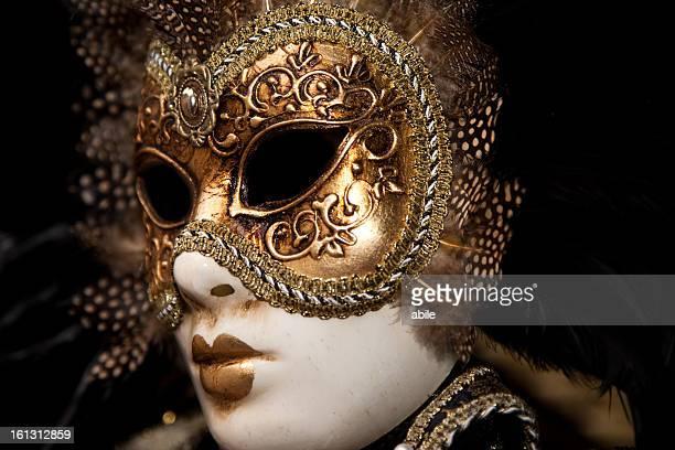 maschera - maschere veneziane foto e immagini stock