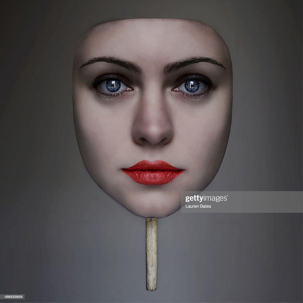 Mask : Stock Photo