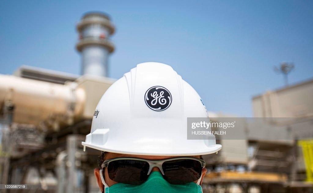 IRAQ-ENERGY-ELECTRICITY-HEALTH-VIRUS : News Photo