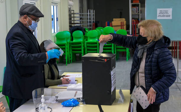 PRT: Portugal Holds Presidential Election