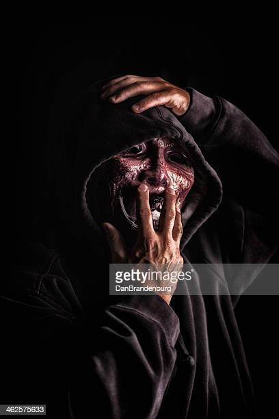 masked creeper - cult stock pictures, royalty-free photos & images