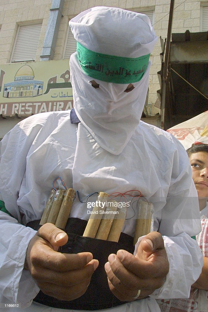 Hamas Militant Assasinated : News Photo