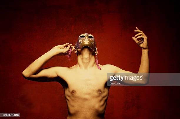 Masked Supplication