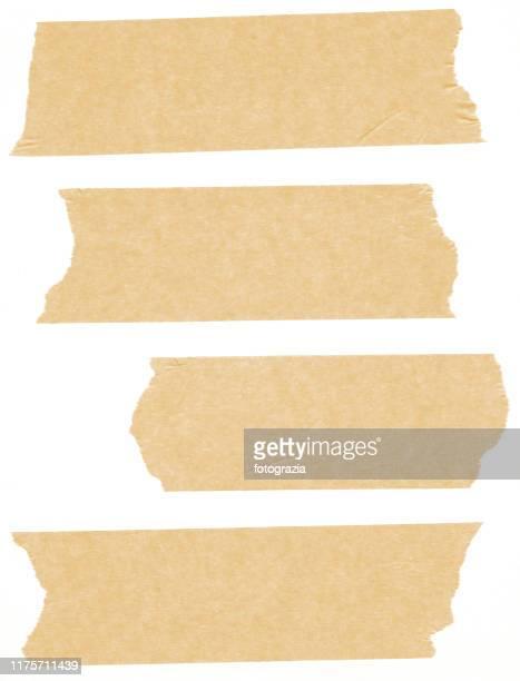 masking tape - parte de imagens e fotografias de stock