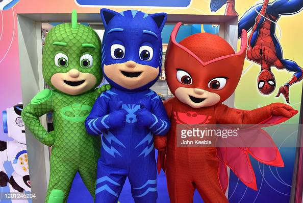 134 Pj Masks Photos And Premium High Res Pictures Getty Images