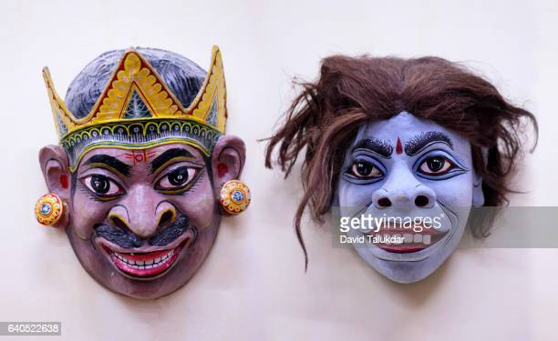 Masks of Mythological Character