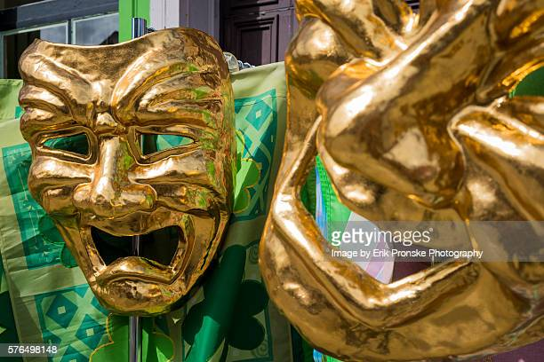 Masks On Magazine Street
