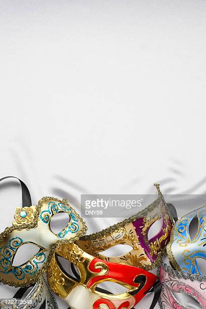 masks - evening ball stock pictures, royalty-free photos & images