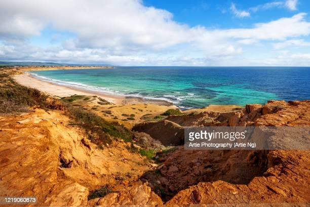 maslin beach, onkaparinga, fleurieu peninsula, adelaide, south australia - adelaide stock pictures, royalty-free photos & images