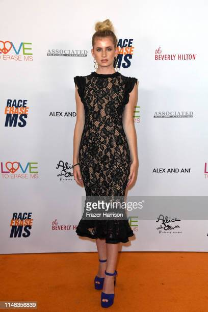 Mason Grammer attends the 26th annual Race to Erase MS on May 10 2019 in Beverly Hills California