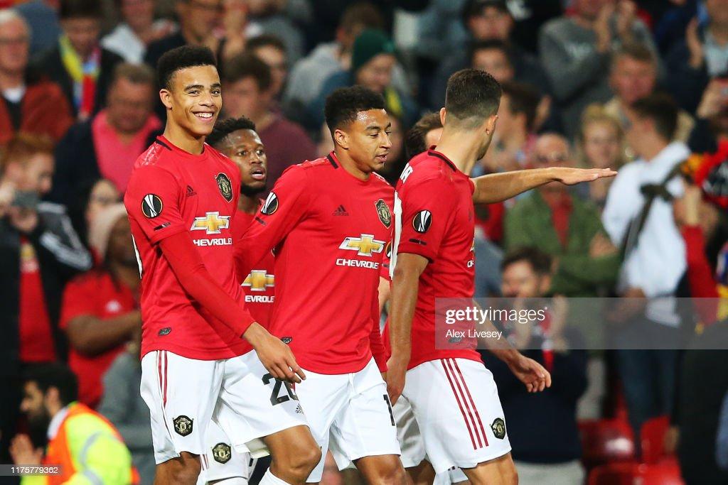 Manchester United v FK Astana: Group L - UEFA Europa League : News Photo