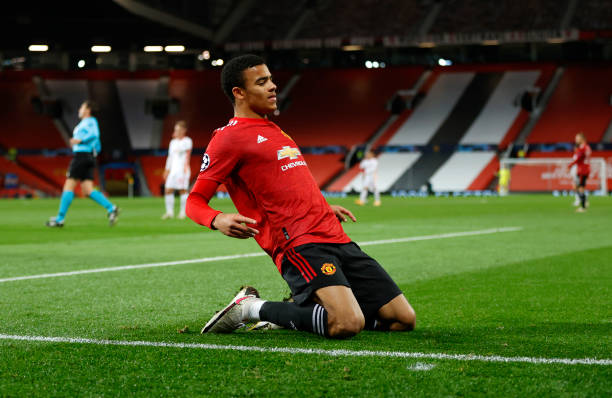 GBR: Manchester United v RB Leipzig: Group H - UEFA Champions League