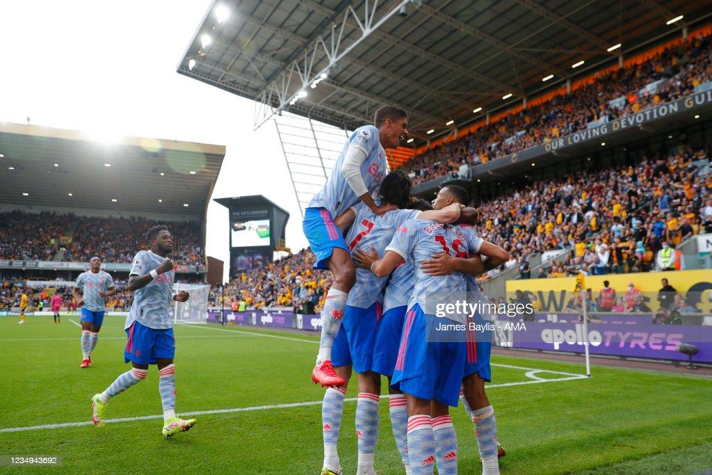 Wolverhampton Wanderers v Manchester United - Premier League : News Photo