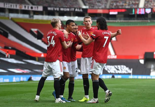 GBR: Manchester United v Burnley - Premier League