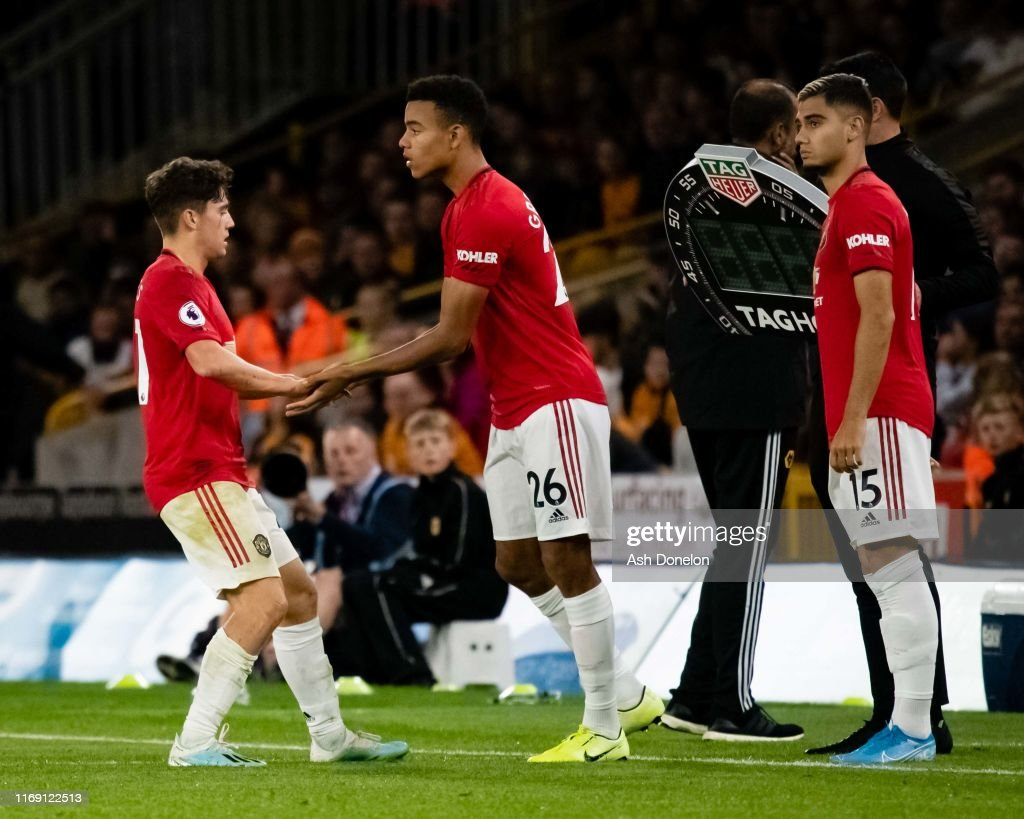 Wolverhampton Wanderers v Manchester United - Premier League : News Photo