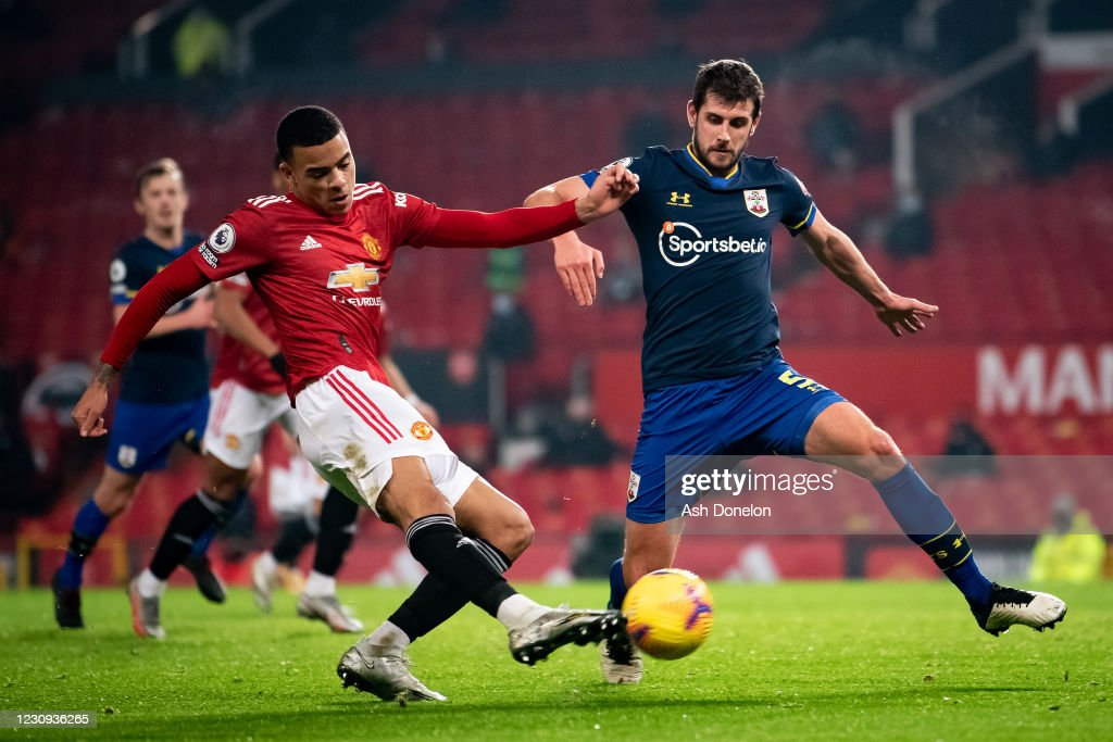 Manchester United v Southampton - Premier League : ニュース写真