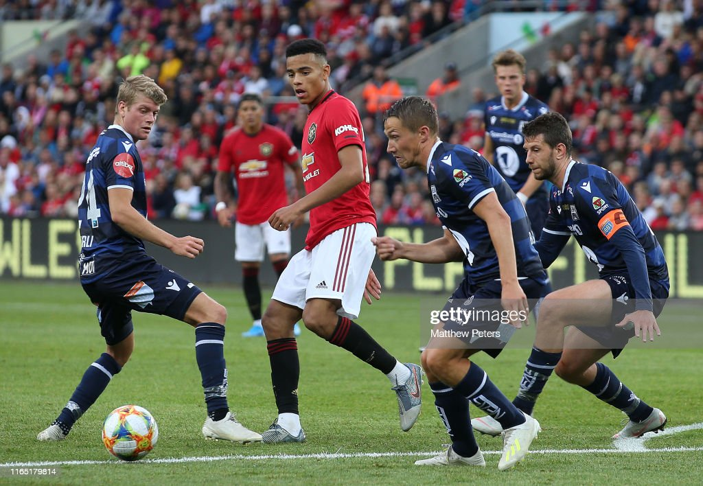 Kristiansund BK v Manchester United - Pre-Season Friendly : News Photo