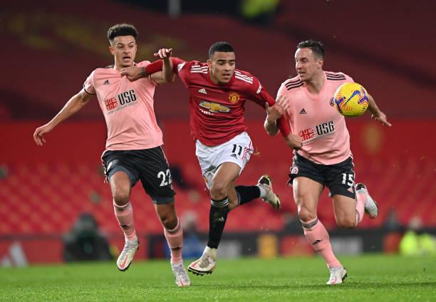 GBR: Manchester United v Sheffield United - Premier League
