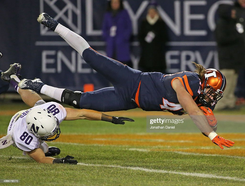 Northwestern v Illinois