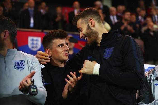 England U21 v Netherlands U21 - 2019 UEFA European Under-21 Championship Qualifier
