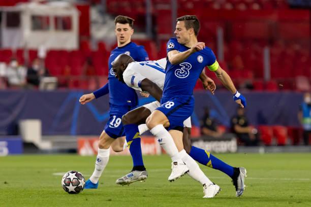 ESP: Chelsea FC v Porto  - UEFA Champions League Quarter Final: Leg Two