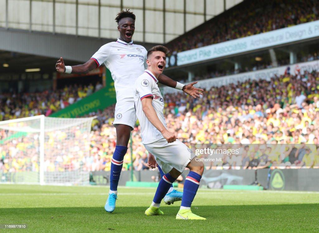 Norwich City v Chelsea FC - Premier League : News Photo