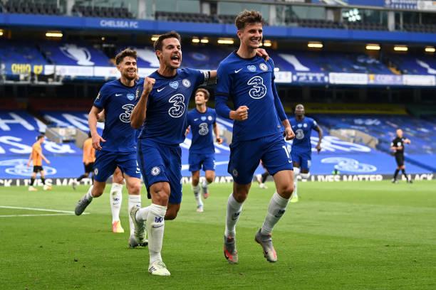 GBR: Chelsea FC v Wolverhampton Wanderers - Premier League