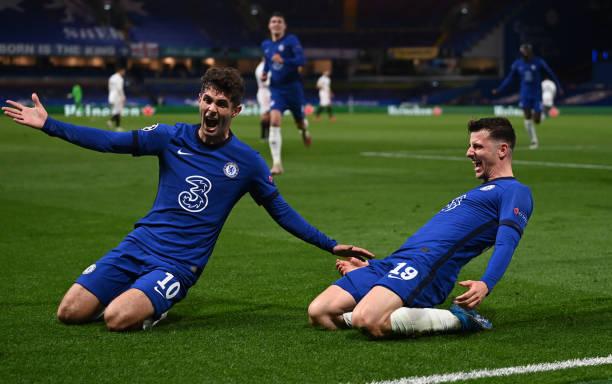 GBR: Chelsea v Real Madrid - UEFA Champions League Semi Final: Leg Two