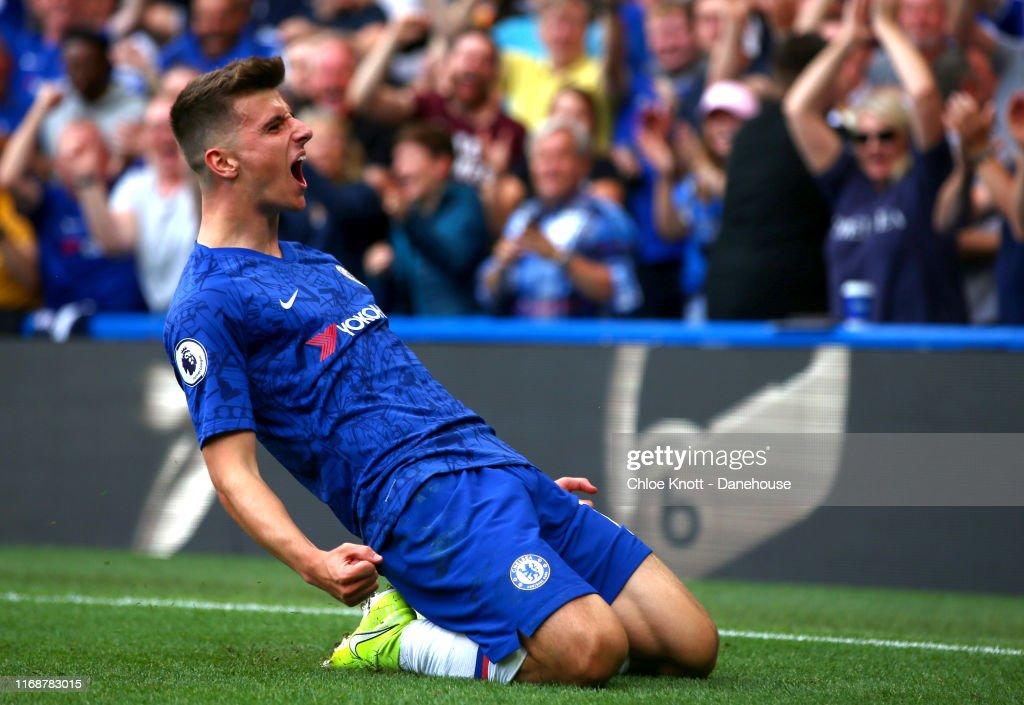 Chelsea FC v Leicester City - Premier League : News Photo