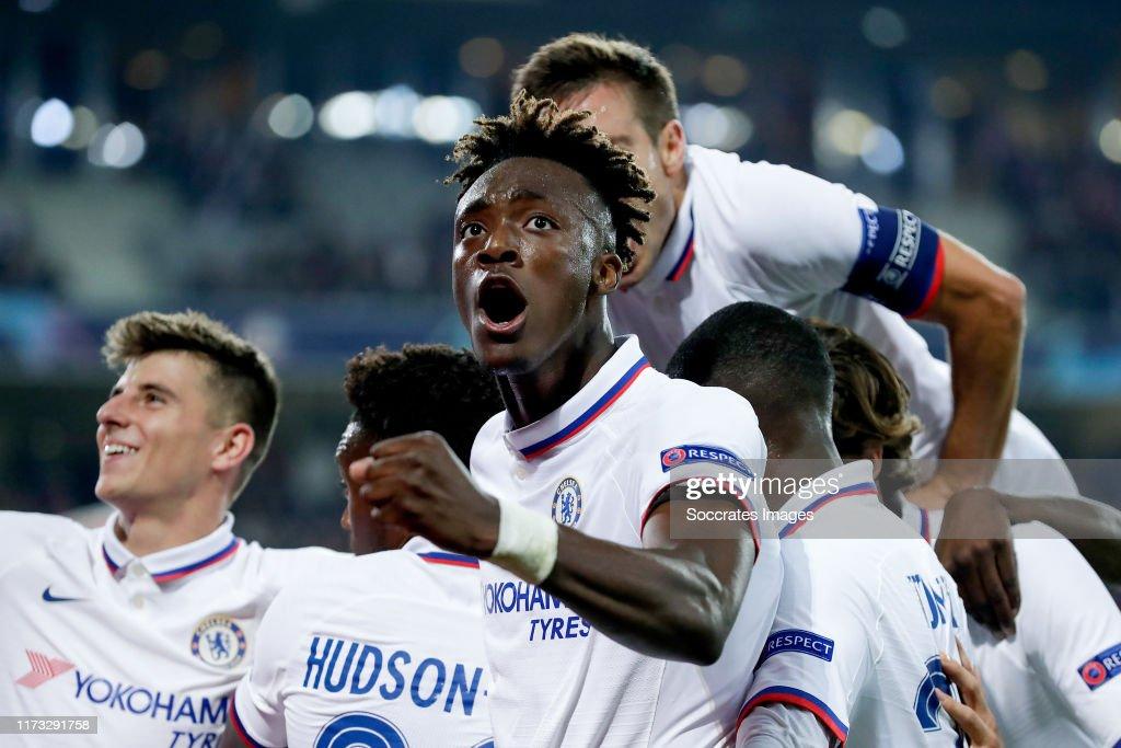 Lille v Chelsea - UEFA Champions League : Foto jornalística