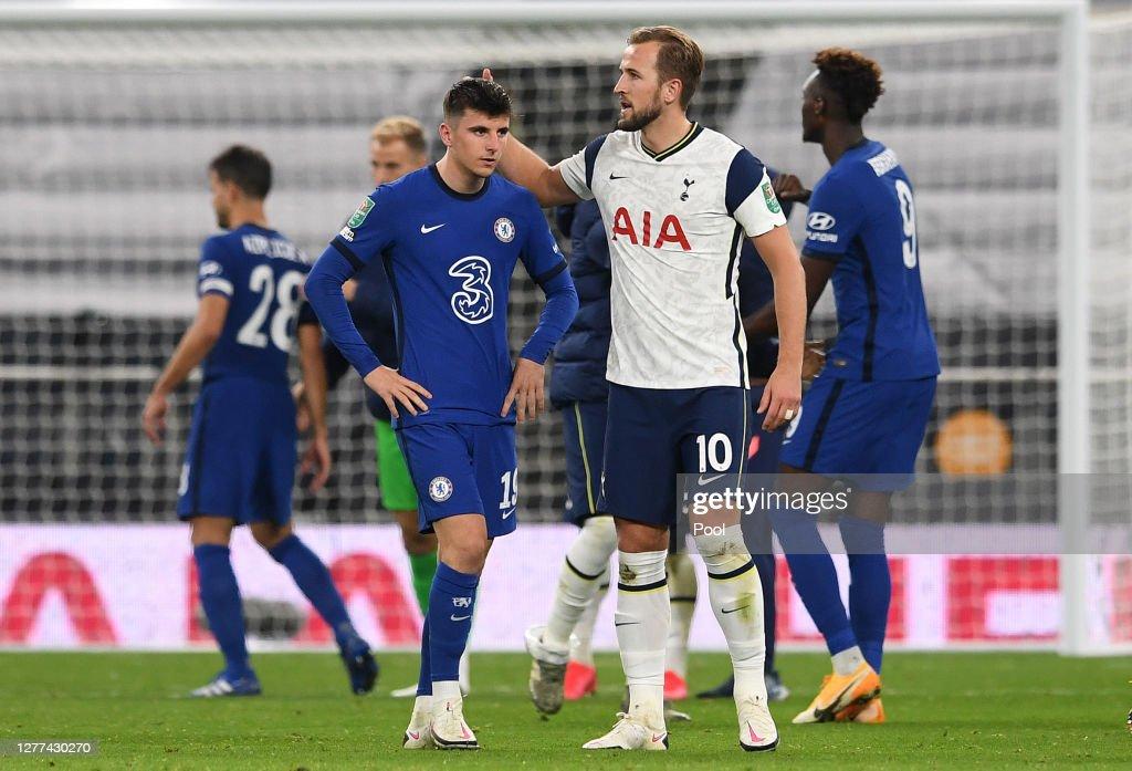 Tottenham Hotspur v Chelsea - Carabao Cup Fourth Round : News Photo