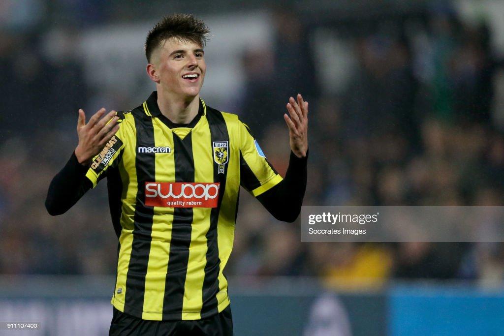 PEC Zwolle v Vitesse - Dutch Eredivisie : News Photo