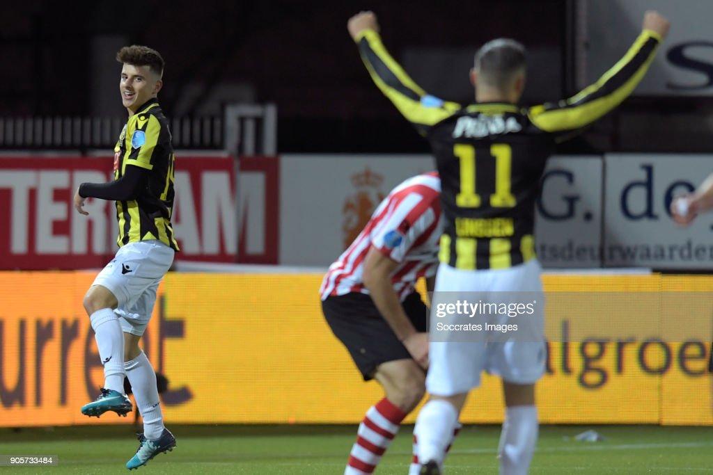 Sparta v Vitesse - Dutch Eredivisie
