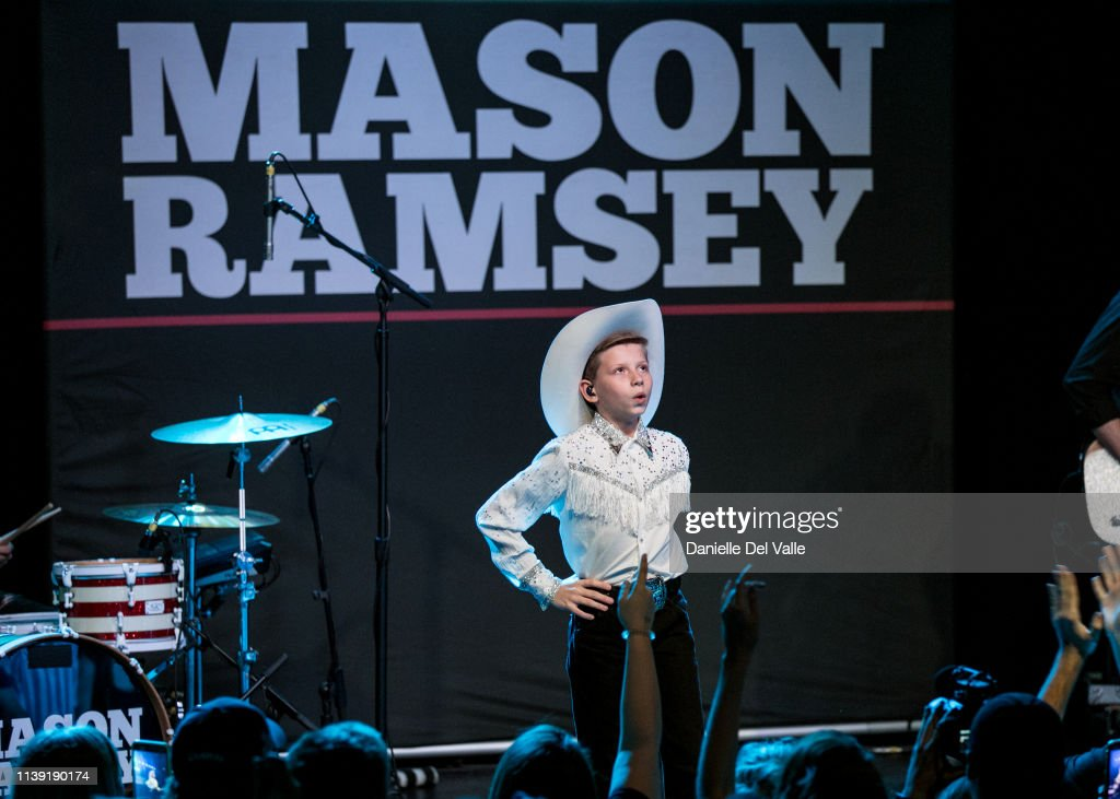 TN: Mason Ramsey In Concert - Nashville, TN