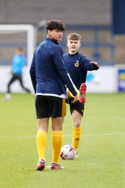 GBR: Wolverhampton Wanderers v Newcastle United: U18 Premier League
