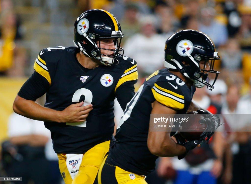 Kansas City Chiefs v Pittsburgh Steelers : News Photo