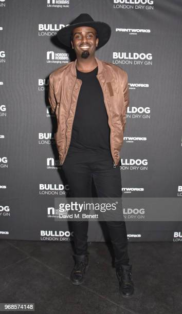 Mason Smillie attends The Big Session curated by BULLDOG Gin in aid of Nordoff Robbins at The Printworks on June 6 2018 in London