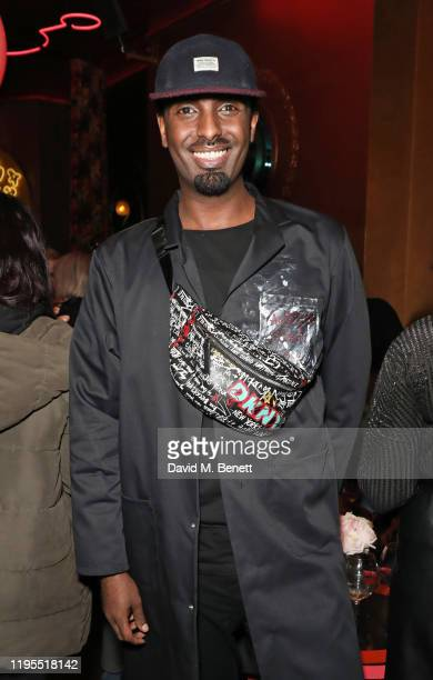 Mason Smillie attends the launch of Muse by Coco De Mer at Sketch on January 23 2020 in London England