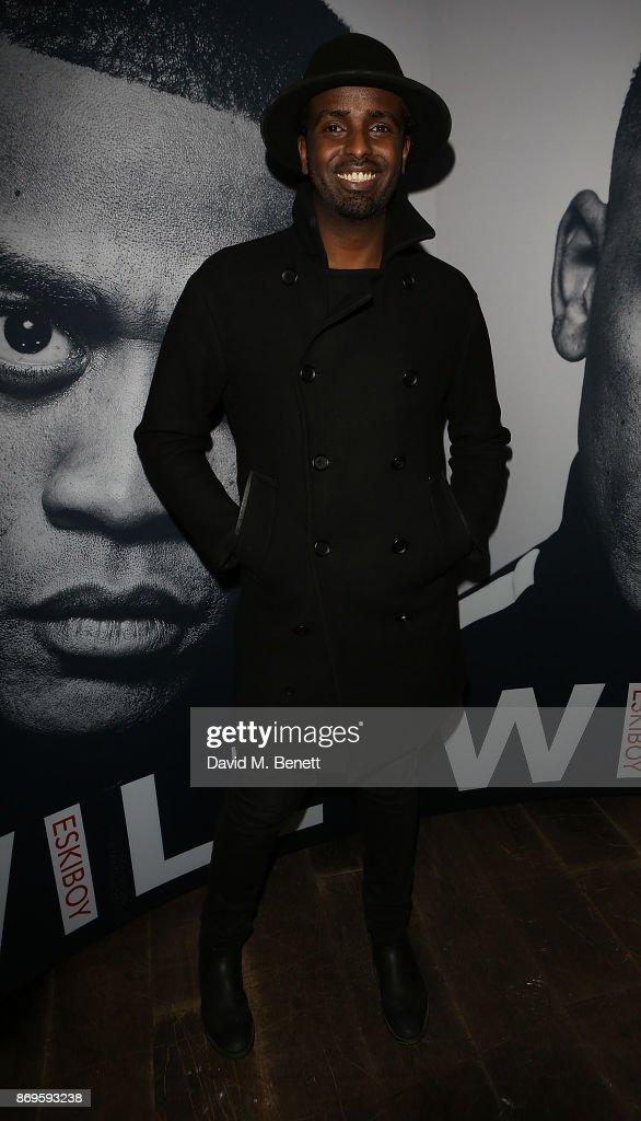 "The Launch Of Wiley's New Autobiography ""Eskiboy"" At BASEMENT At The London EDITION : News Photo"