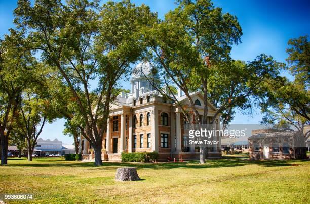 Mason, TX County Courthouse