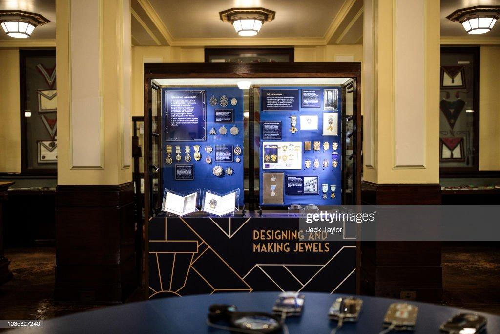 The Freemason's Museum Showcases 150 Year Collection Of Masonic Jewels