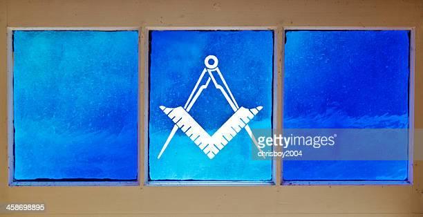 masonic sign - freemasons stock pictures, royalty-free photos & images