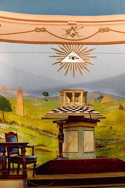 Bordeaux 33 Masonic Temple Pictures Getty Images