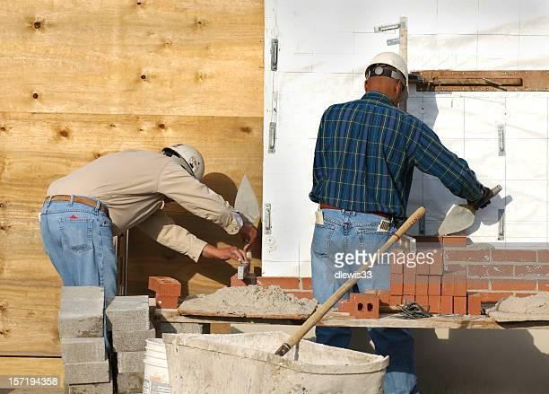 Masons at Work
