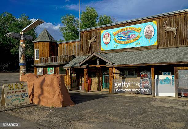 masonville mercantile - clint eastwood photos stock pictures, royalty-free photos & images