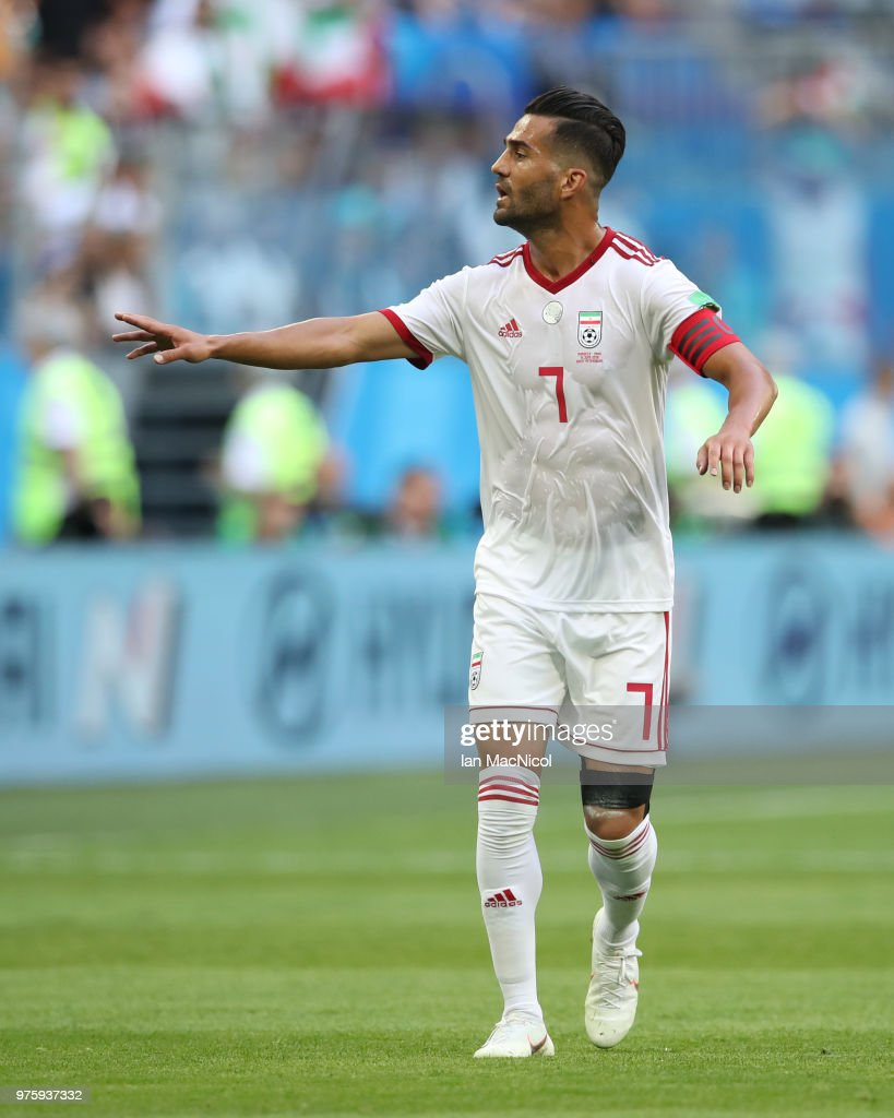masoud-shojaei-of-iran-is-seen-during-the-2018-fifa-world-cup-russia-picture-id975937332