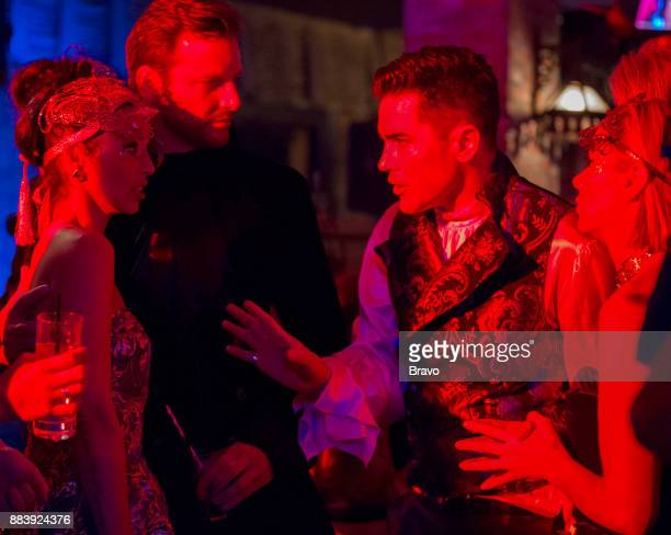 RULES 'Masquerade' Episode 601 Pictured Scheana Marie Robert Valletta Tom Sandoval Ariana Madix