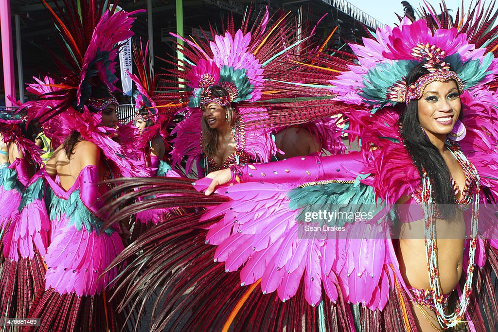 Trinidad & Tobago Carnival : News Photo