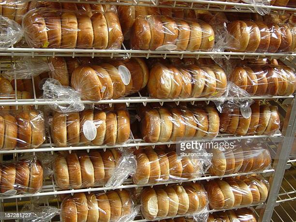 Mass Amounts of Bagels - Gluten free?